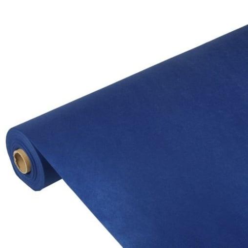Papstar Soft Selection Tischdecke, dunkelblau