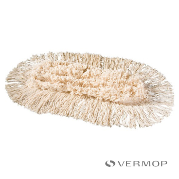 VERMOP Feuchtwischmopp Cottona Breite: 60 cm, mit Taschen