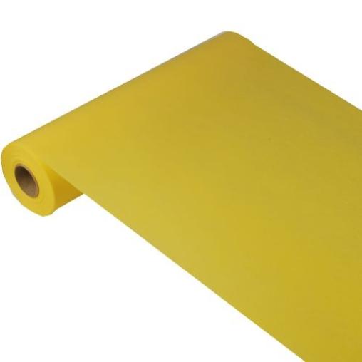 Papstar Soft Selection Tischläufer, gelb