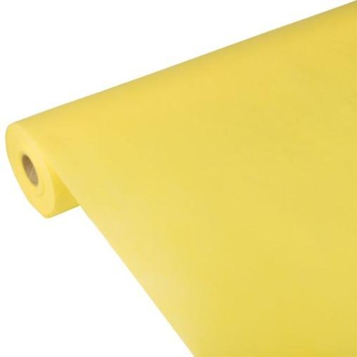 Papstar Soft Selection Tischdecke, gelb