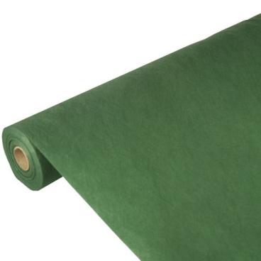 Papstar Soft Selection Tischdecke, dunkelgrün