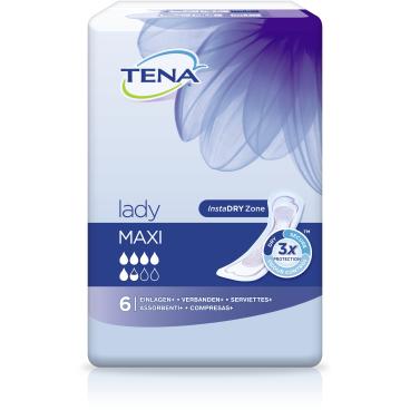 TENA Lady Maxi Slipeinlagen
