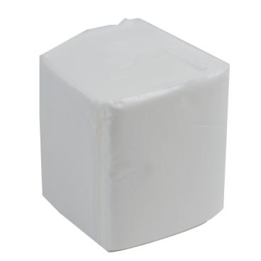 Toilettenpapier, Einzelblätter, 2-lagig, weiss