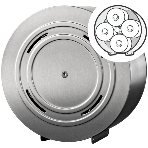 racon® X KR quattro Toilettenpapierspender