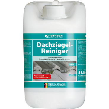 HOTREGA® Dachziegel-Reiniger