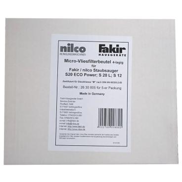 12 Staubbeutel für Taski S 10  Staubsaugerbeutel Filter Filtertüten Staubfilter