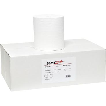 Handtuchrolle ohne Kern, aus 100% Zellstoff
