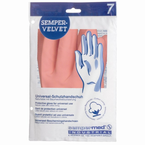 Sempervelvet Schutzhandschuh