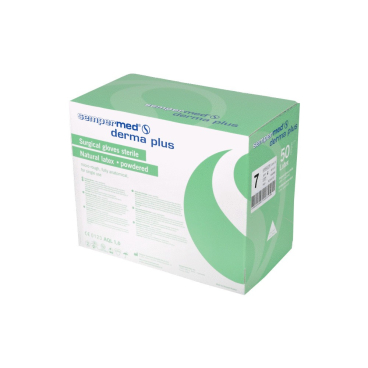 Sempermed® derma plus Operationshandschuh