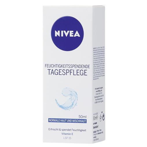NIVEA® Face Feuchtigkeitsspendende Tagescreme