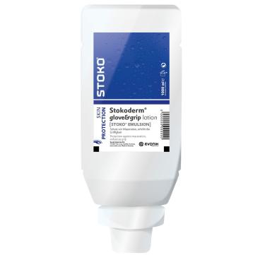 Stokoderm® glove&grip – unparfümiert, Hautschutzlotion