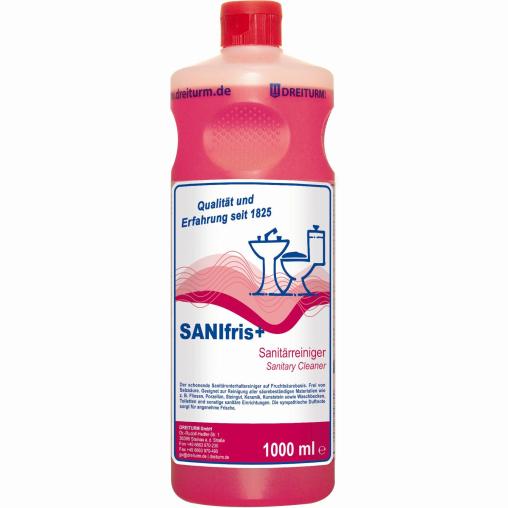 Dreiturm SANIfris+ Sanitärreiniger