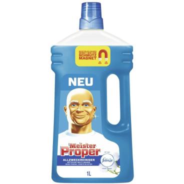 Meister Proper Allzweckreiniger 1 Liter - Flasche, Reine Frische