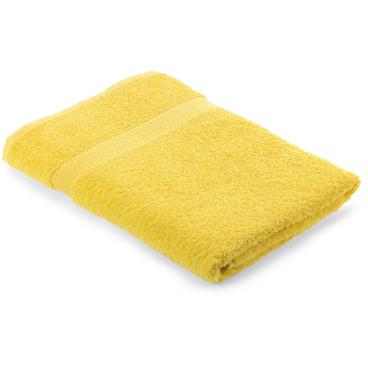 MEGA Clean Professional Baumwoll-Duschtuch, 70 x 140 cm 1 Stück, Farbe: sonne