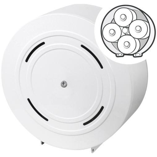 racon® MW GR quattro Toilettenpapierspender