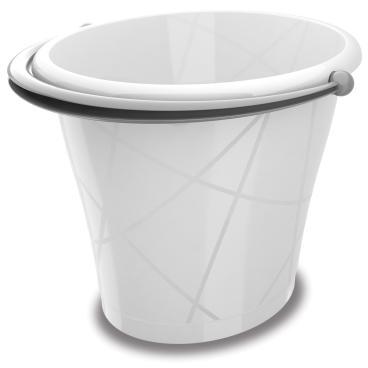 KIS Oval Bucket Eimer in verschiedenen Farben