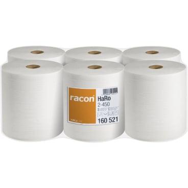 racon® premium Handtuchrolle, 20 x 36 cm, 2-lagig, weiß