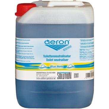 AERON® Toiletten-Sprühneutralisator 5 l - Kanister, inkl. 1 x 1000 ml Leerflasche