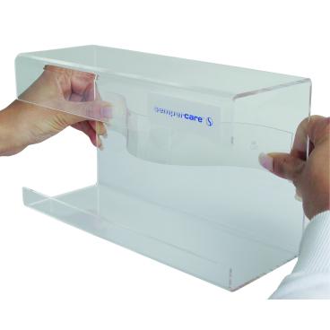 Semperit® Wandhalter für Handschuhbox