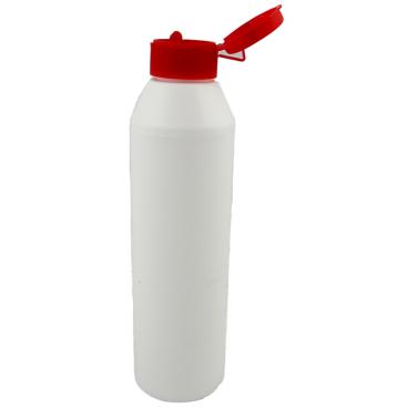 Leerflaschen Fassungsvermögen: 500 ml, Farbe: weiß