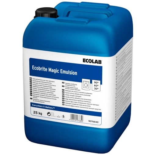 ECOLAB Ecobrite Magic Emulsion Waschmittel