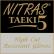 NITRAS® TAEKI 5 Schnittschutzhandschuhe, PU-Beschichtung 1 Karton = 100 Paar, Größe: M (7)