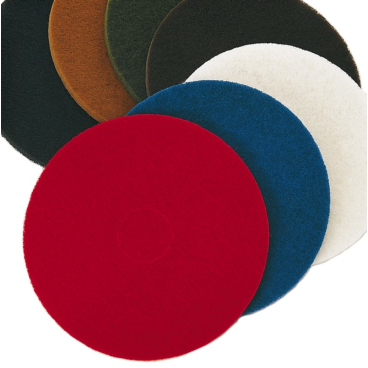 "Meiko Superpad, 6"" - Ø 152 mm, 1 Karton = 5 Pads 1 Karton = 5 Pads, Farbe: rot"
