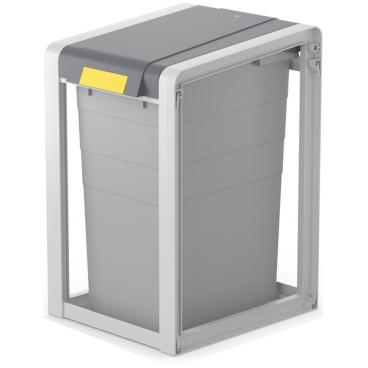 Hailo ProfiLine Öko XL Mülltrennsystem, 38 Liter