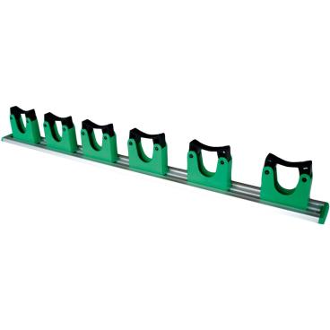 UNGER Hang Up Allzweckgerätehalter 6 Halter / Länge: 70 cm