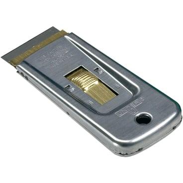 UNGER ErgoTec Sicherheitsschaber 1 Packung = 20 Sicherheitsschaber, mit Klinge
