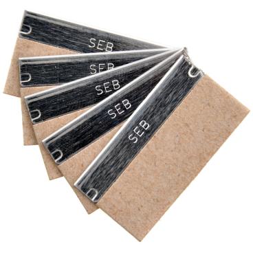 UNGER Karbon Glasschaberklingen 4cm 1 Box = 100 Stück