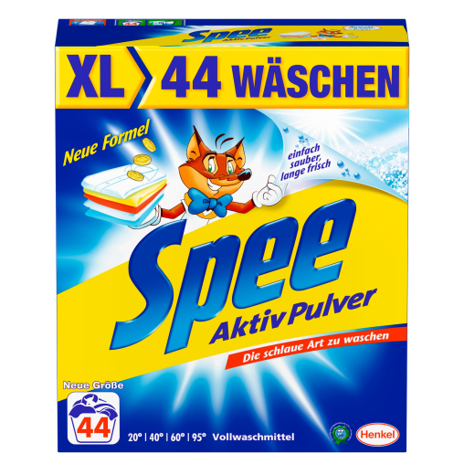 Spee AktivPulver Waschpulver