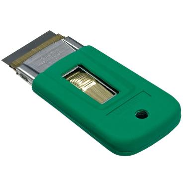 UNGER ErgoTec® Sicherheitsschaber 1 Packung = 50 Stück