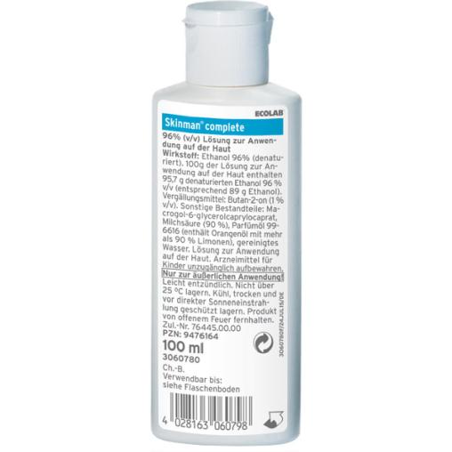 ECOLAB Skinman® complete Händedesinfektionsmittel