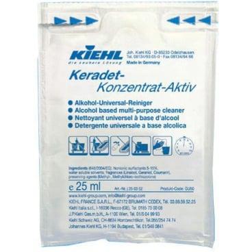 Kiehl Keradet-Konzentrat-Aktiv Allzweckreiniger 25 ml - Dosierbeutel (1 Karton = 240 Beutel)