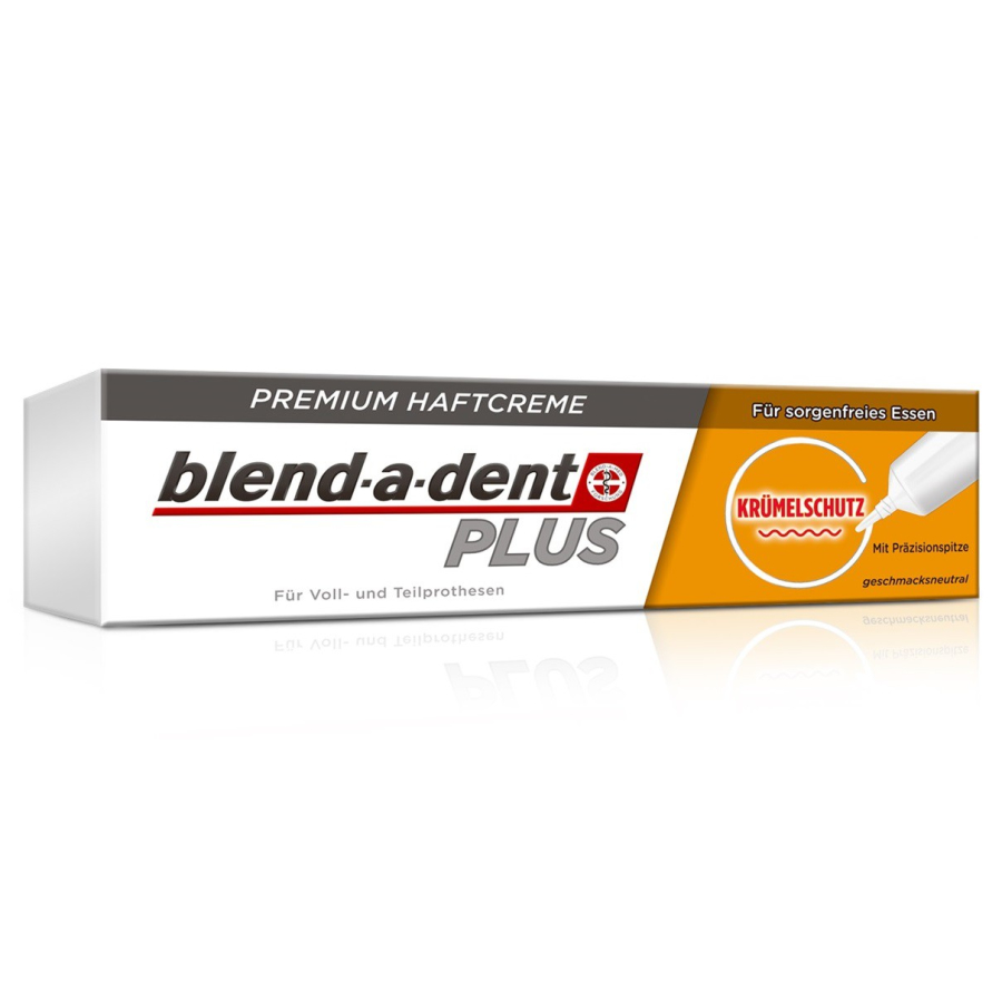 Blend A Dent Haftcreme Inhaltsstoffe