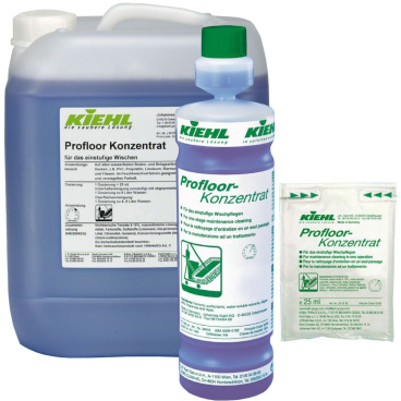 Kiehl Profloor-Konzentrat Wischpflege 25 ml - Dosierbeutel (1 Karton = 240 Beutel)