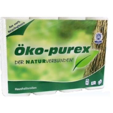 Öko-Purex Küchenrollen