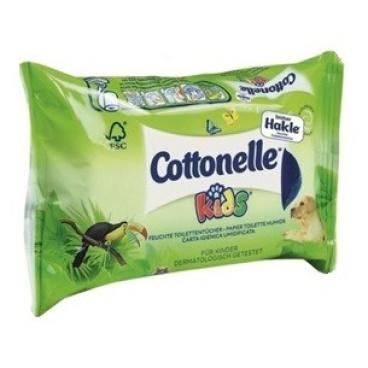 Cottonelle® Kids feuchtes Toilettenpapier