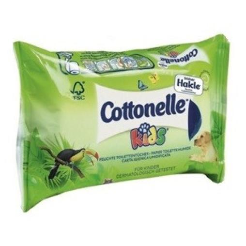 Cottonelle Kids feuchtes Toilettenpapier