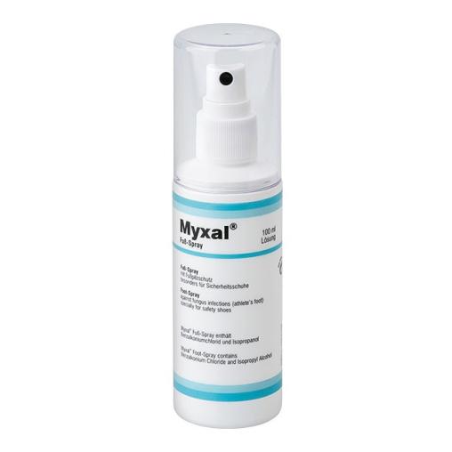 Physioderm® Myxal® Fuß- und Schuhdesinfektion