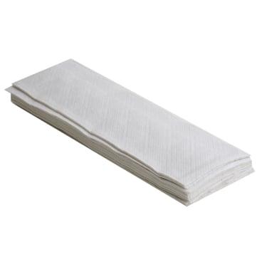 Papierhandtücher, 24,5 x 22 cm, 2-lagig