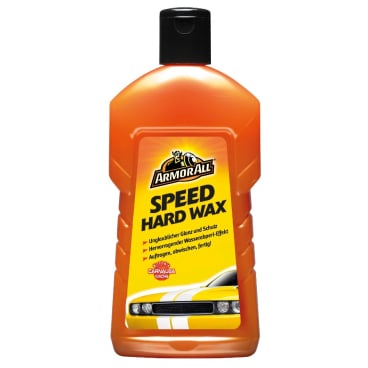 ARMOR ALL Speed Hard Wax Lackversiegelung