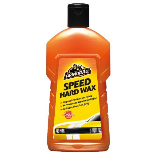 ARMOR ALL Speed Hard Wax Lackversiegelung