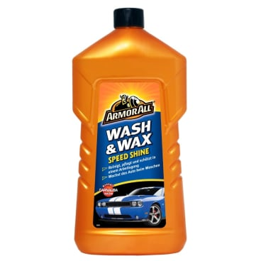 ARMOR ALL Wash & Wax Speed Shine Autoshampoo