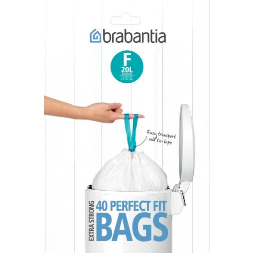 Brabantia Müllbeutel 20 l Slimline (F)
