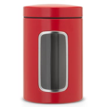 Brabantia Fensterdose, 1,4 Liter, rund