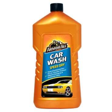 ARMOR ALL Car Wash Speed Dry Autoshampoo