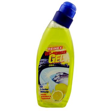 Reinex WC-Reiniger Gel Citro 750 ml - Flasche