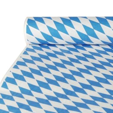 """Papstar Papiertischtuch """"Bayrisch Blau"""""""